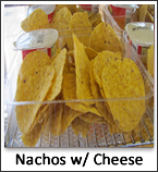 Nachos w/Cheese